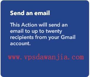 用Gmail发送一封邮件