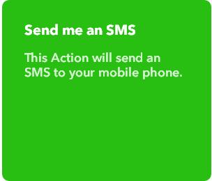 发送短信的动作