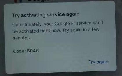 Google Fi B046